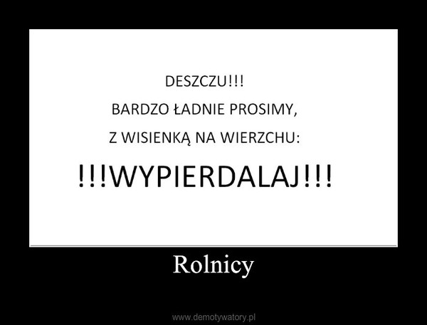 Rolnicy –