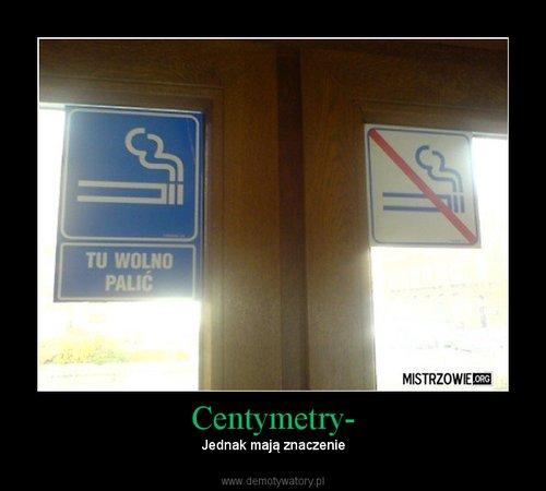 Centymetry-