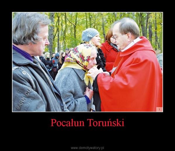 Pocałun Toruński –