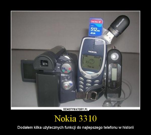 Nokia 3310 – Dodałem kilka użytecznych funkcji do najlepszego telefonu w historii