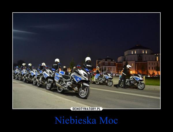 Niebieska Moc –