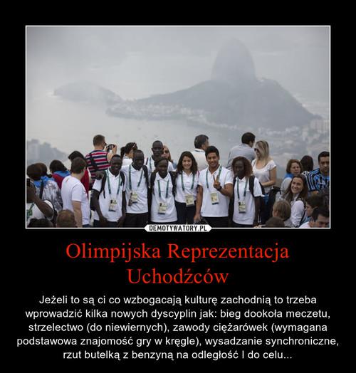 Olimpijska Reprezentacja Uchodźców