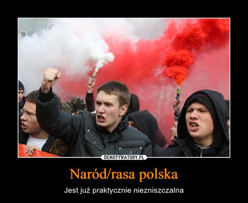 Naród/rasa polska