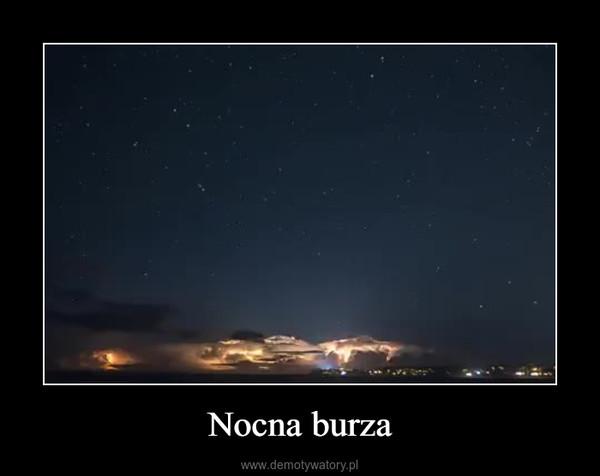 Nocna burza –