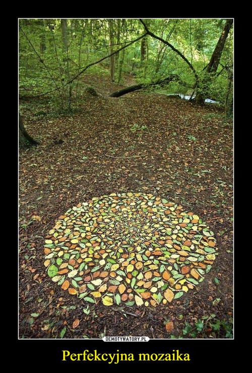 Perfekcyjna mozaika