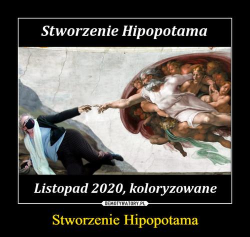 Stworzenie Hipopotama