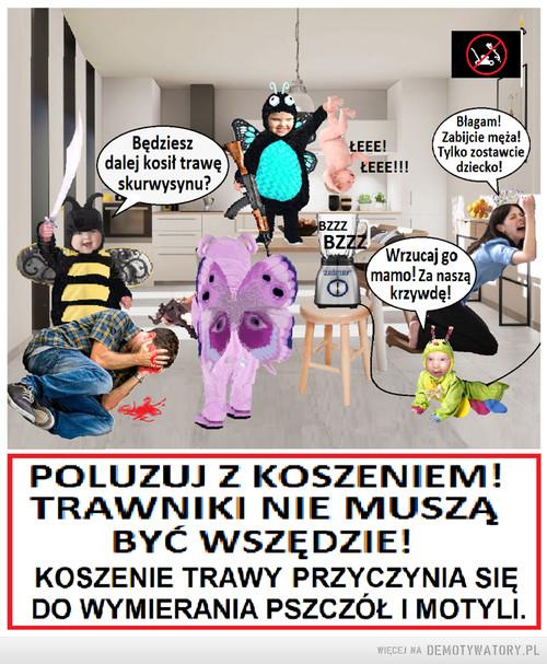 Państwo Łąkowe - Wielki Terror