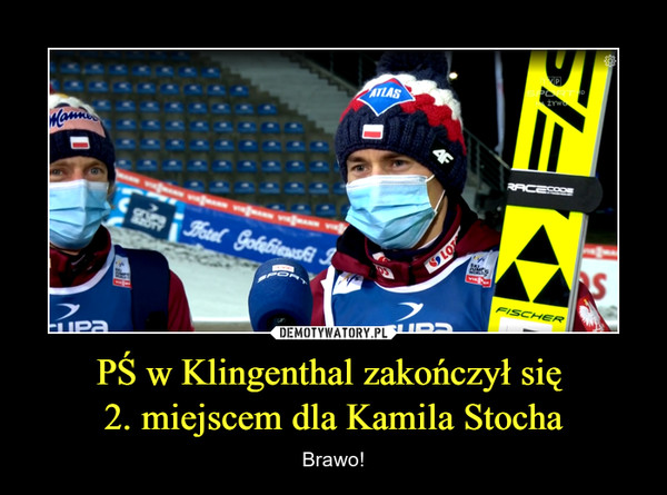 PŚ w Klingenthal zakończył się 2. miejscem dla Kamila Stocha – Brawo!