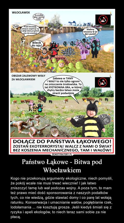 Państwo Łąkowe - Bitwa pod Włocławkiem