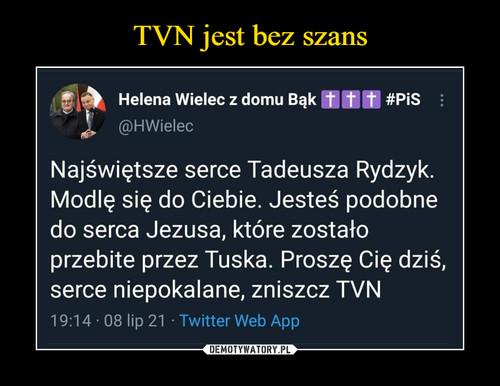 TVN jest bez szans