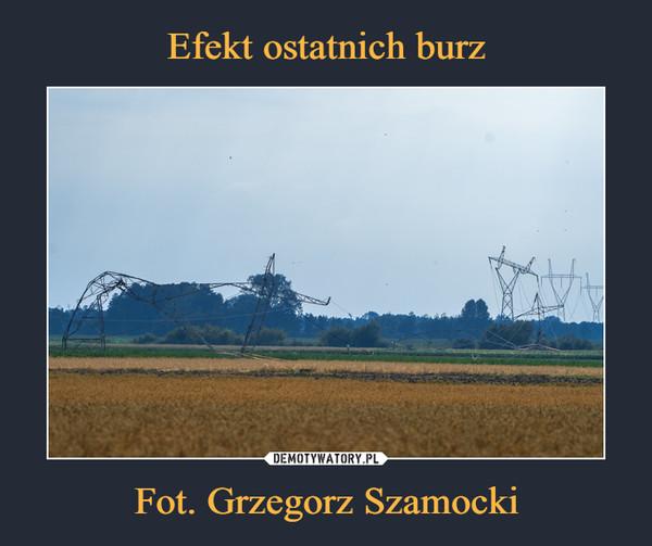 Fot. Grzegorz Szamocki –